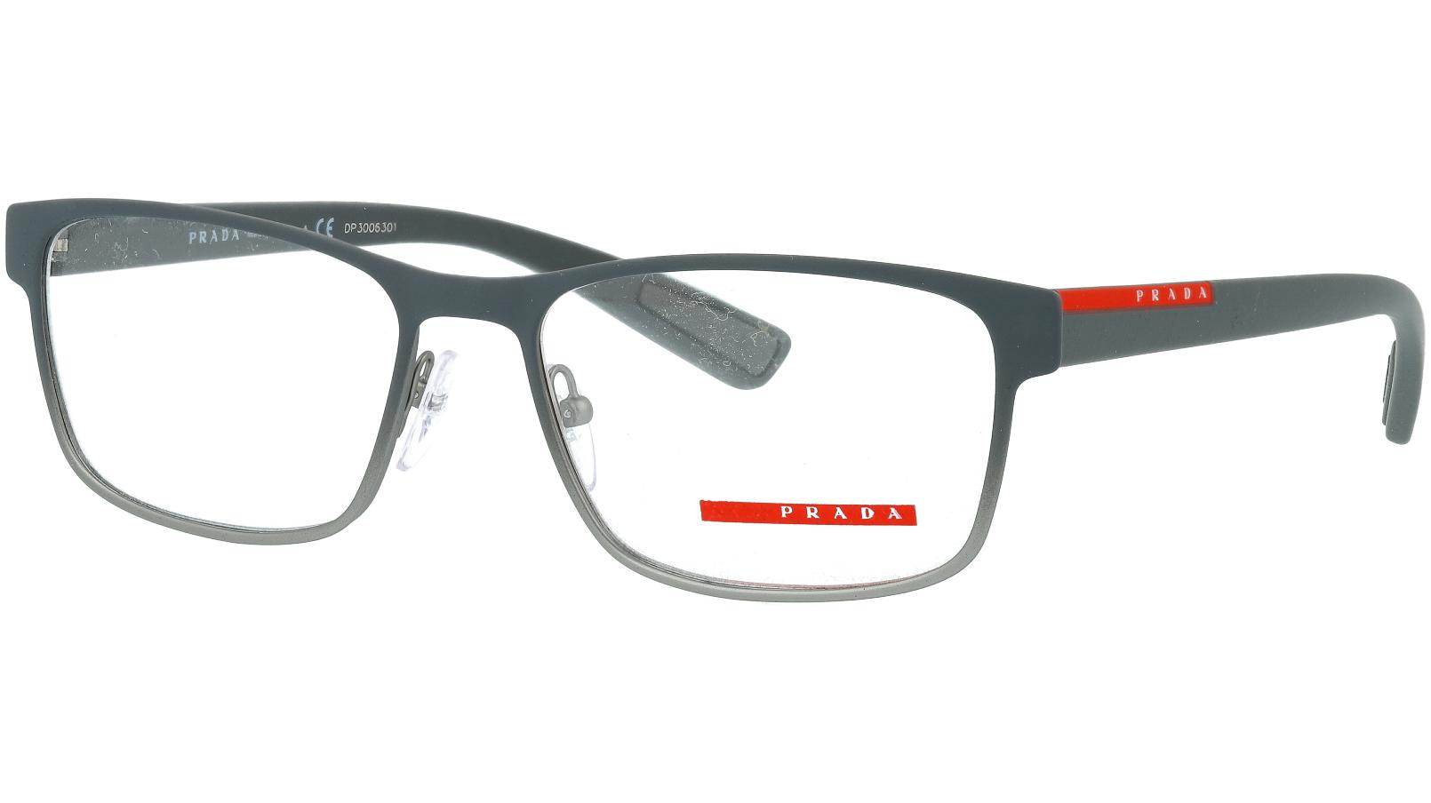 Prada Linea Rossa PS50GV U6U1O1 55 Grey Glasses