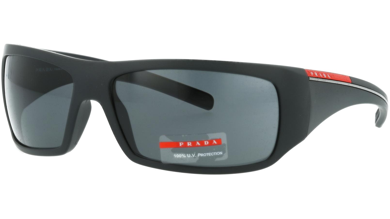 Prada Linea Rossa PS01LS 1BO1A1 65 Matt Sunglasses