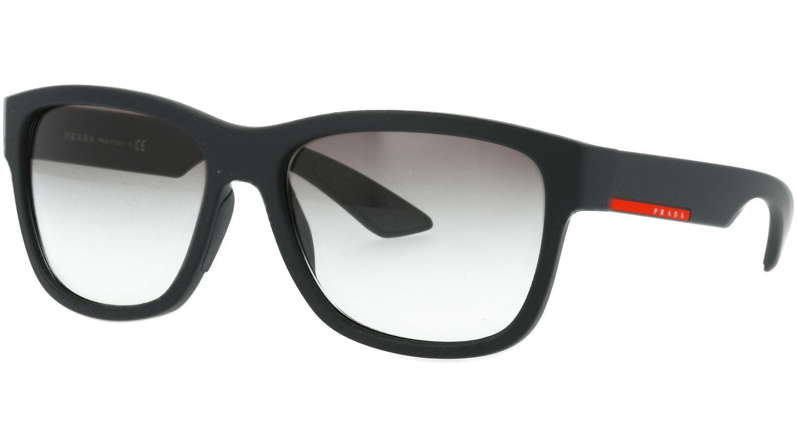 Prada Linea Rossa PS03QS DG00A7 57 Matt Sunglasses
