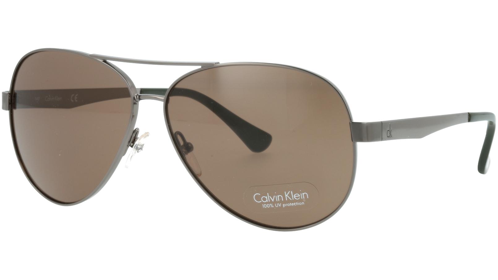 Calvin Klein CK2145S 060 60 PLATIUM Sunglasses