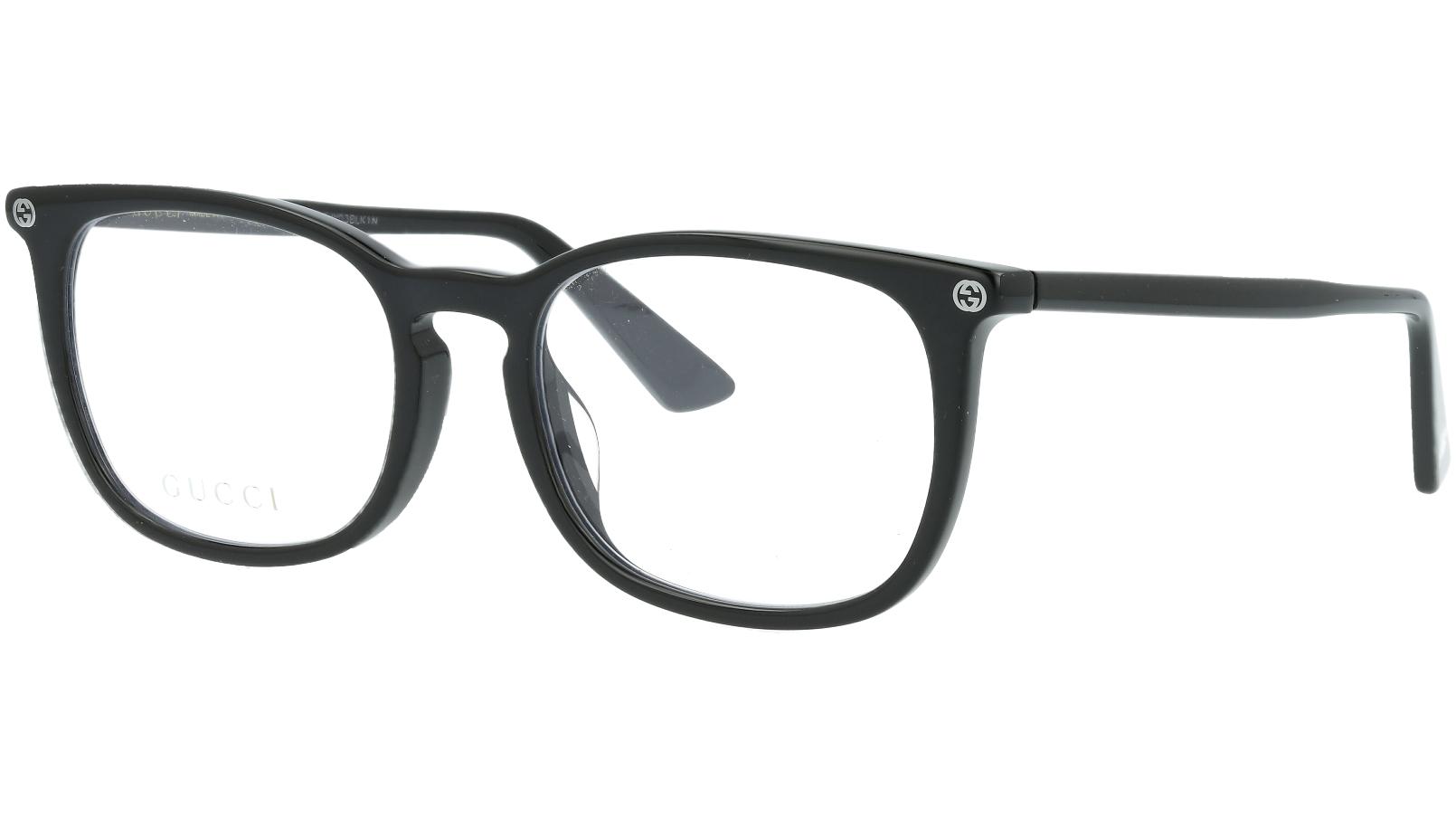 GUCCI GG0122OA 005 54 BLACK Glasses