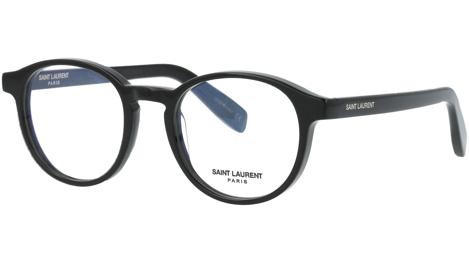 Saint Laurent SL191 001 49 Black Glasses