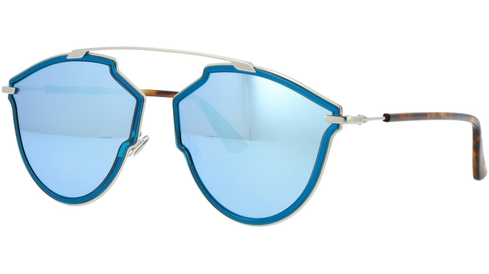 DIOR DIORSOREALRISE 8IGA4 58 GREEN Sunglasses