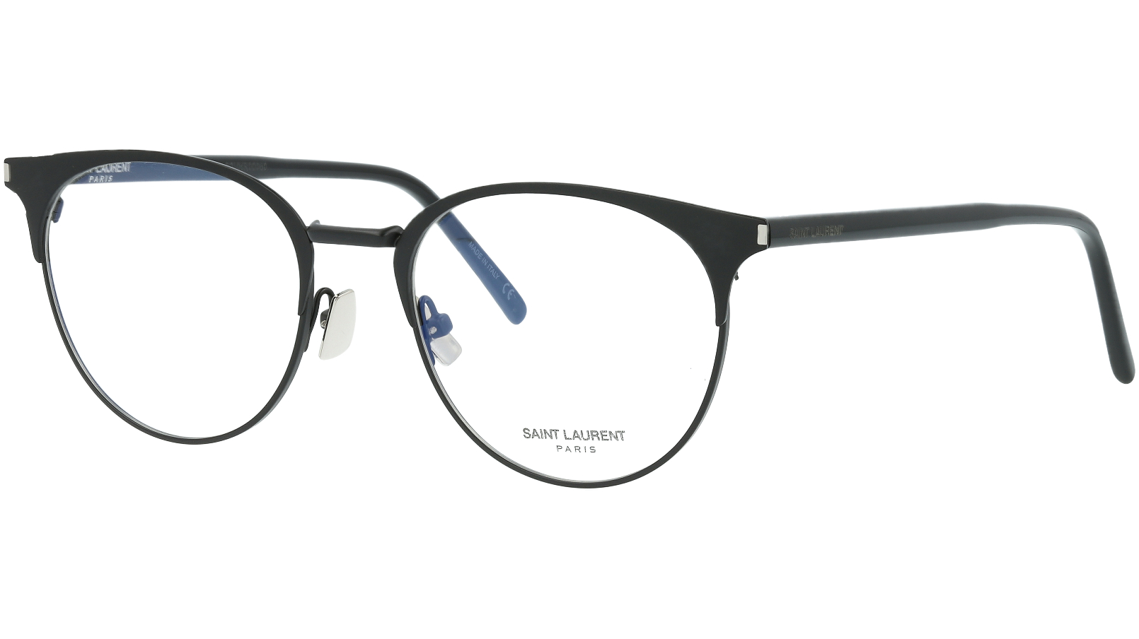 Saint Laurent SL223 001 52 Black Glasses
