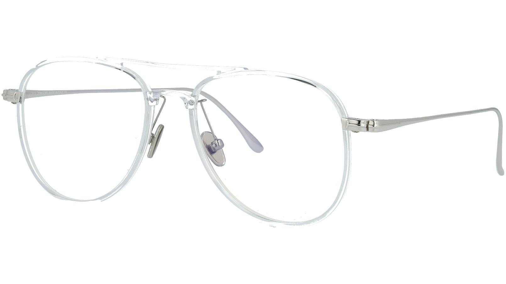 Tom Ford TF5666-B 026 52 CLEAR Glasses