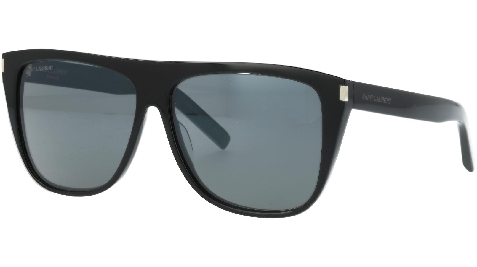 Saint Laurent SL51 002 50 Black Sunglasses