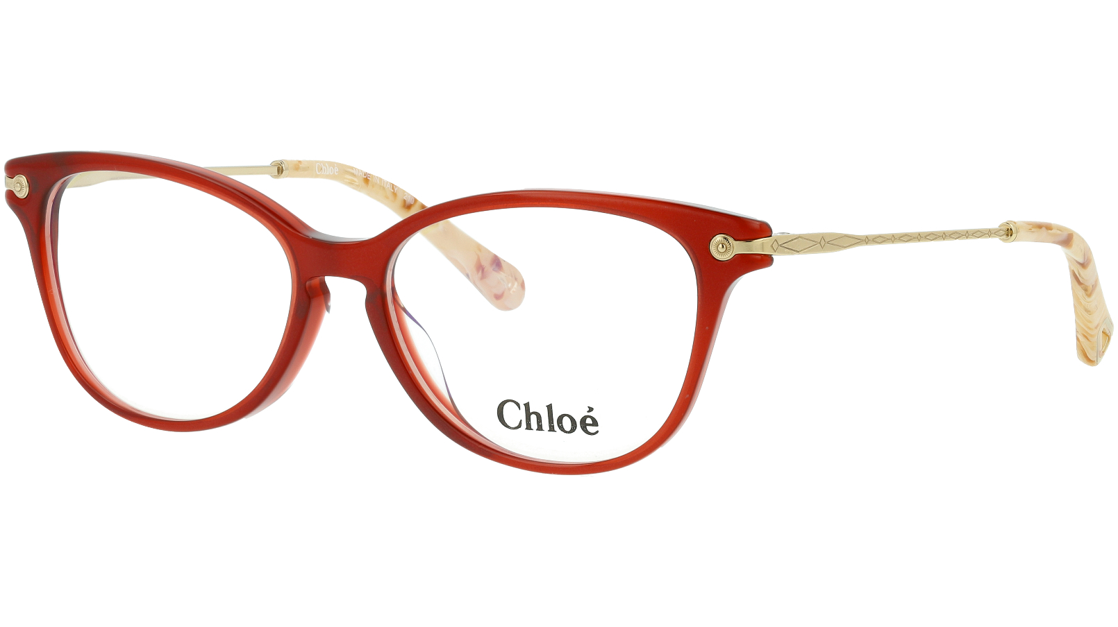 CHLOE CE2736 613 52 RED Glasses