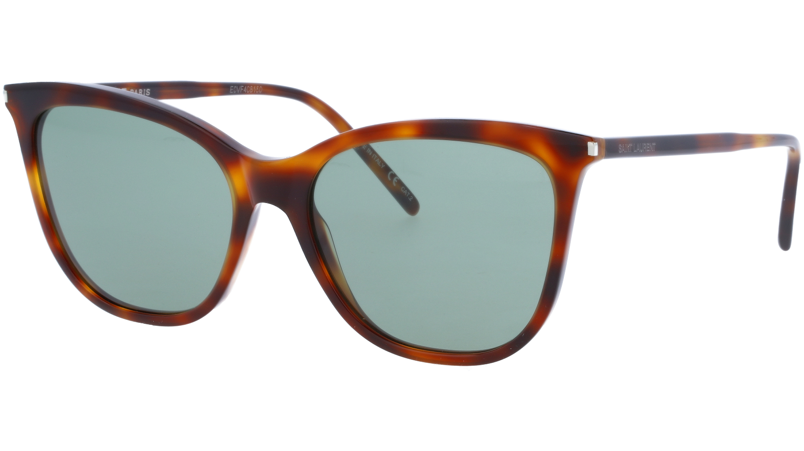Saint Laurent SL305 003 55 Havana Sunglasses