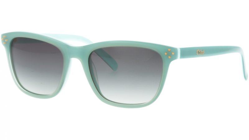 Chloé CE3604S 444 49 Green Square Sunglasses