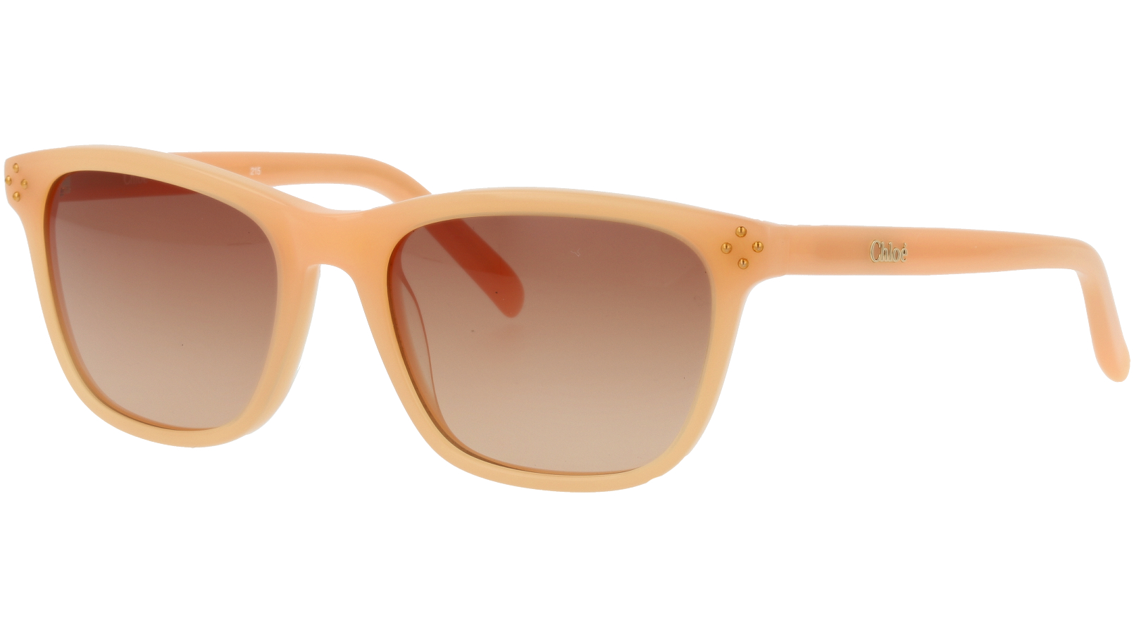 CHLOE CE3604S 749 49 Orange Brown Sunglasses