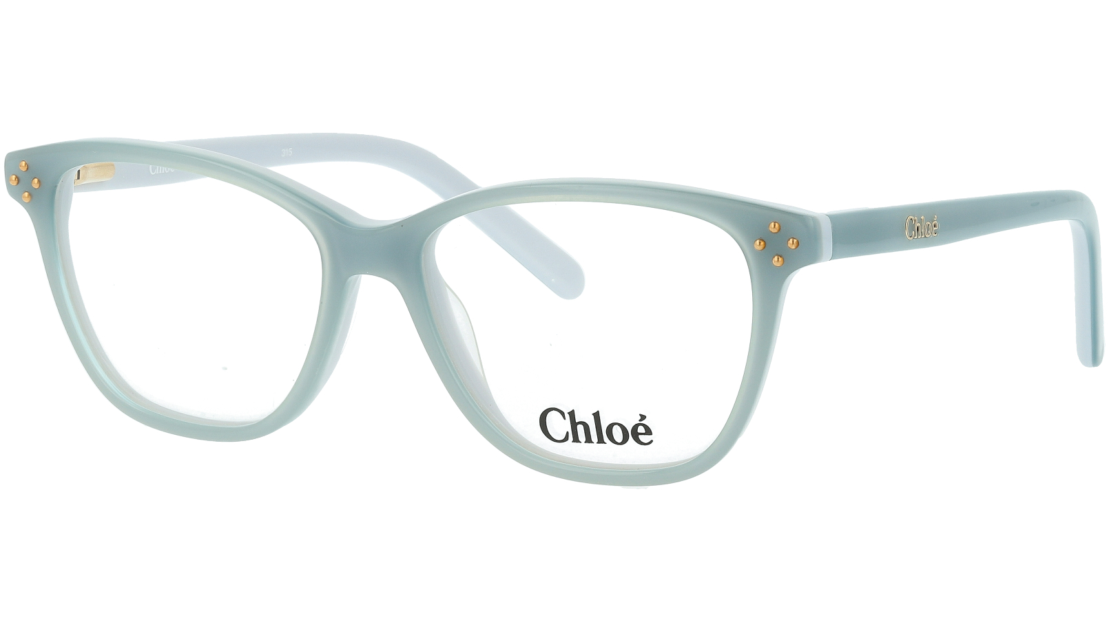CHLOE CE3601 969 47 GREEN Glasses