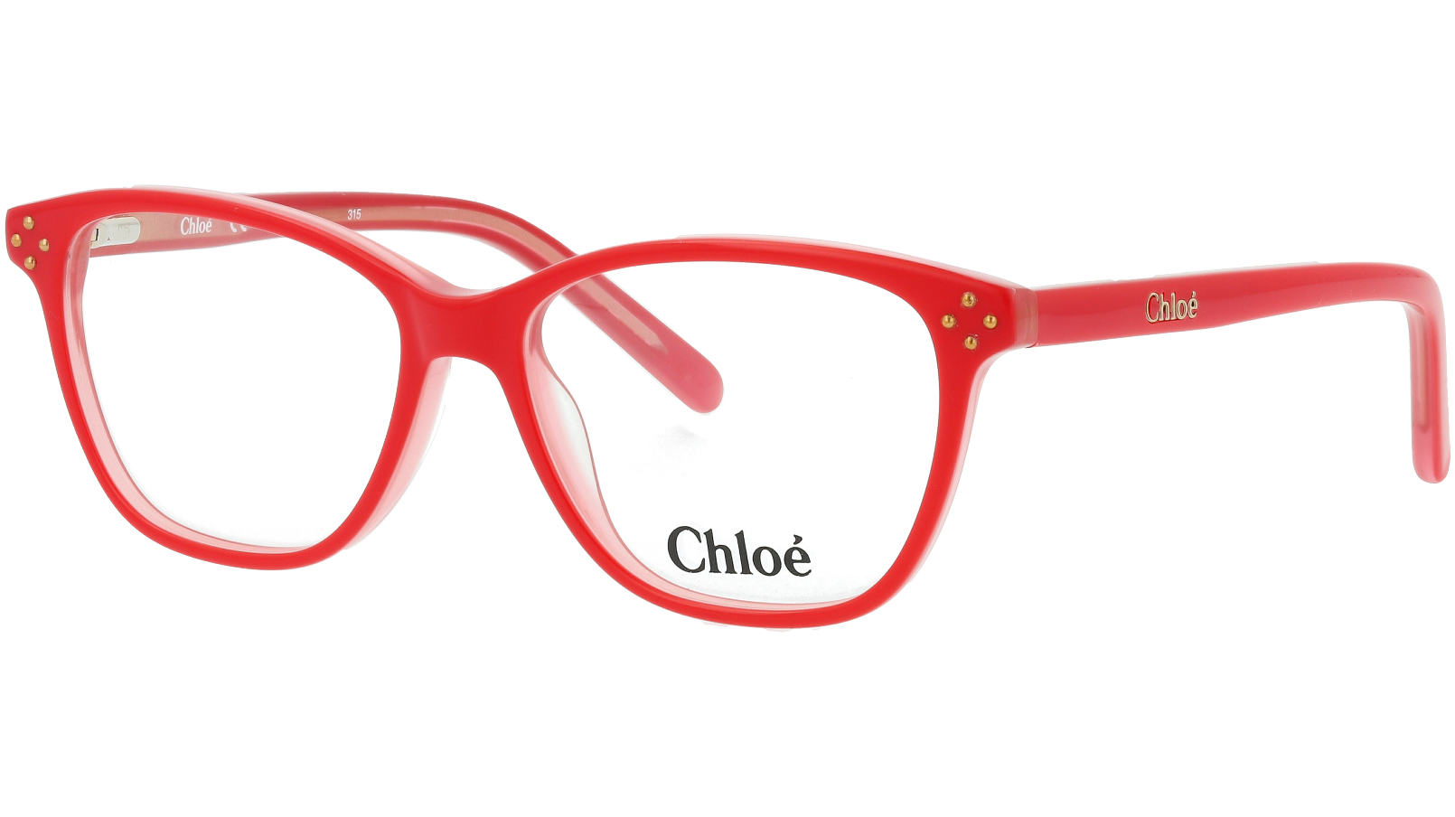 CHLOE CE3601 532 47 RED Glasses