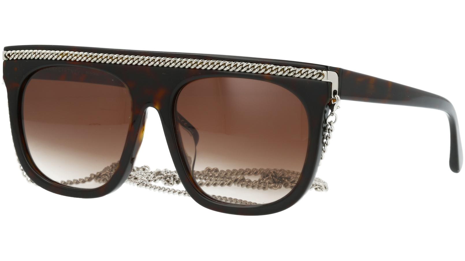 STELLA MCCARTNEY SC0048S 002 55 AVANA Sunglasses