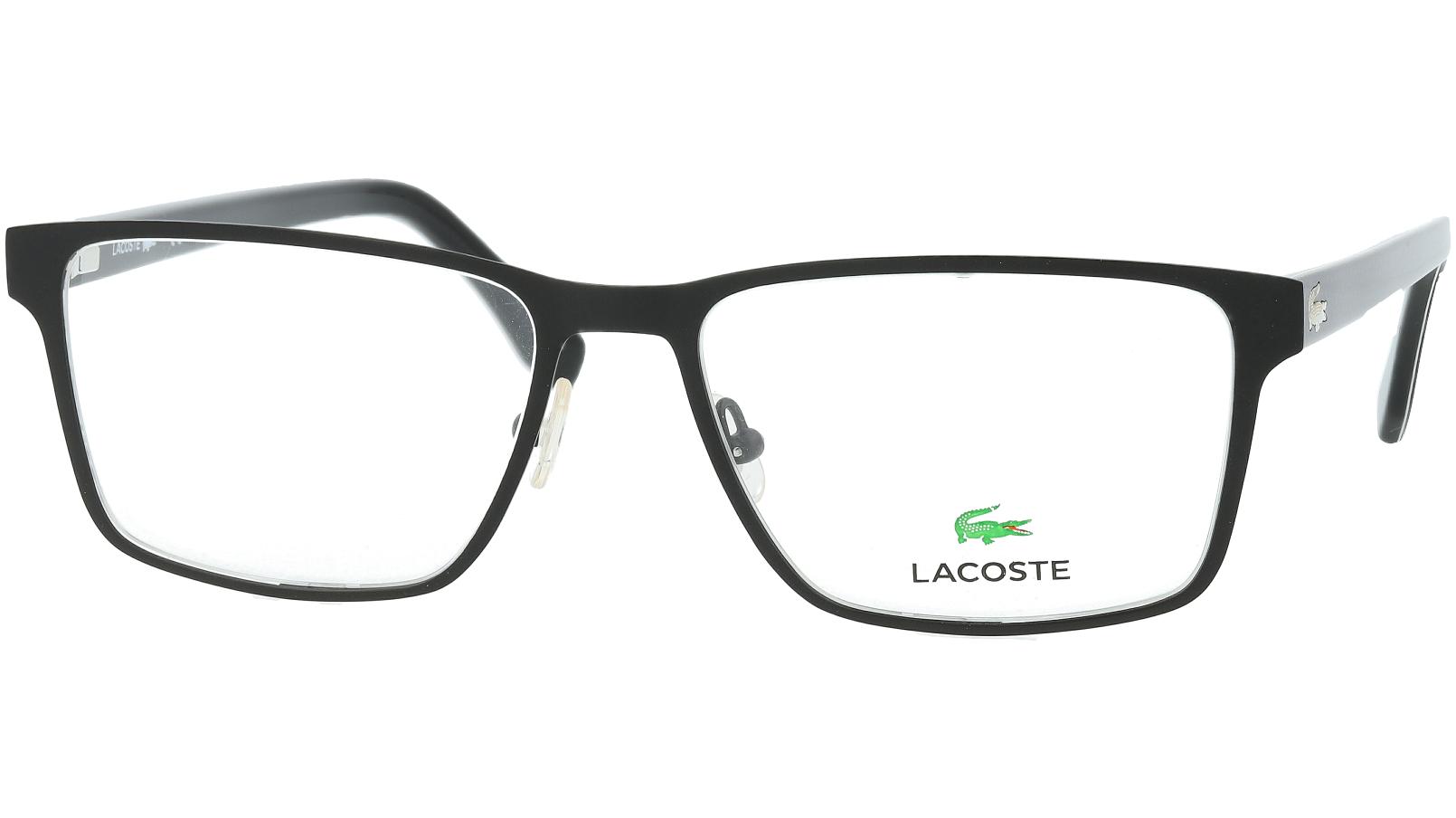 Lacoste L2205 001 54 Black Glasses