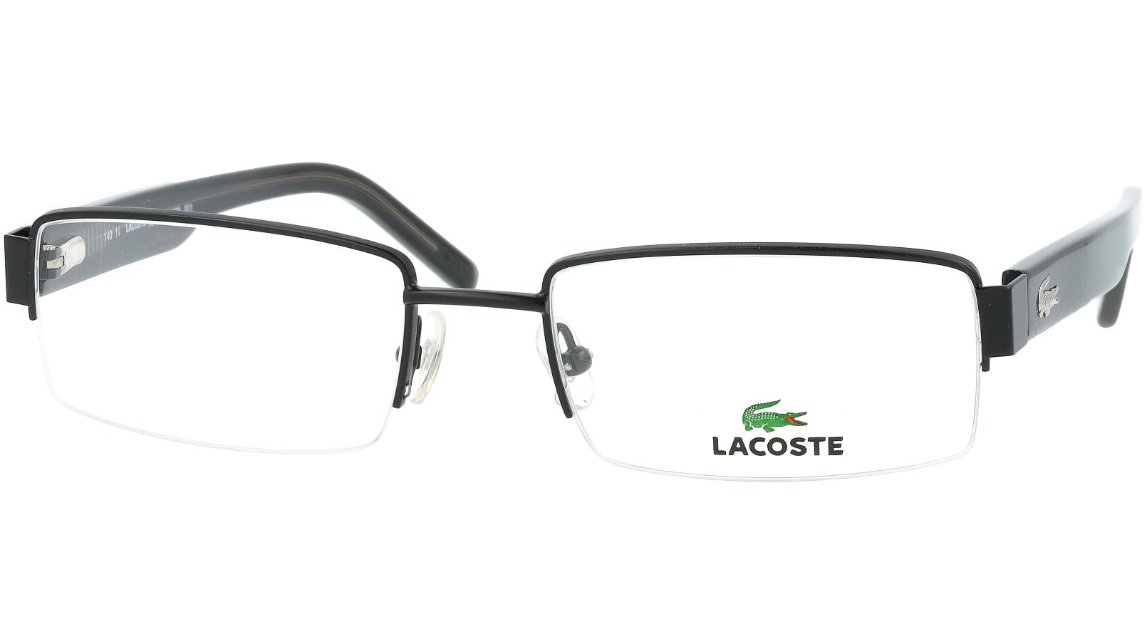 LACOSTE L2217 001 54 BLACK Glasses