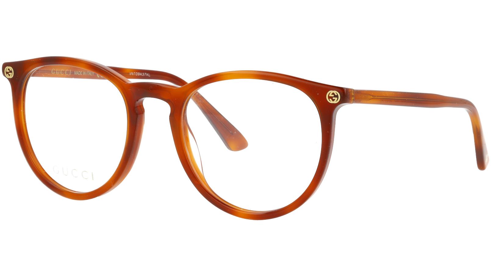 GUCCI GG0027O 003 50 AVANA Glasses