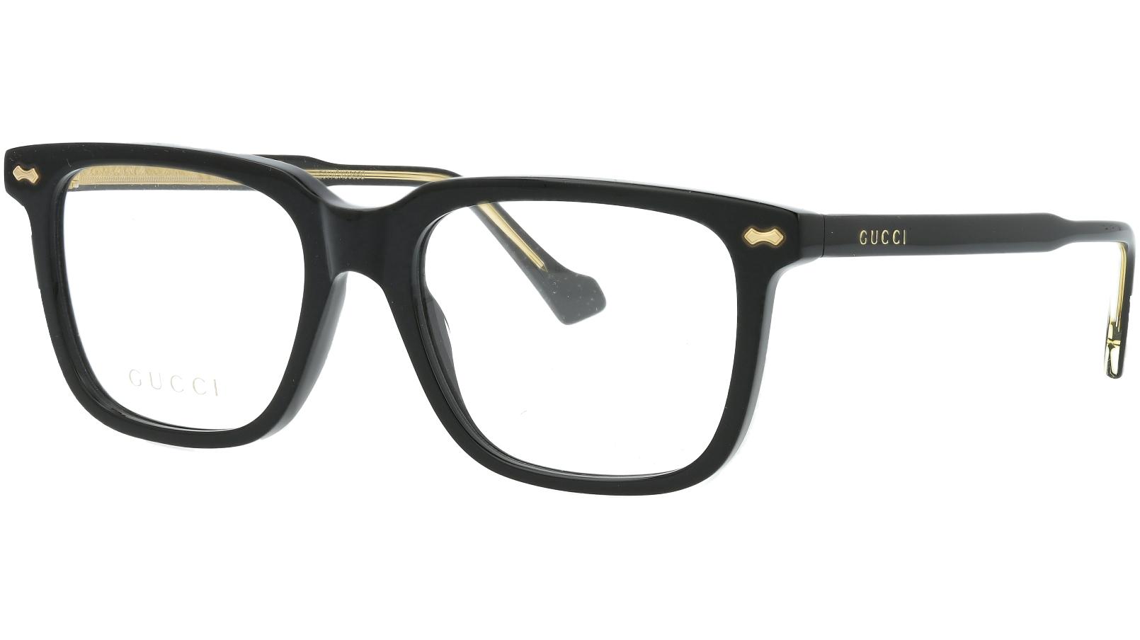 Gucci GG0737O 005 53 Black Glasses