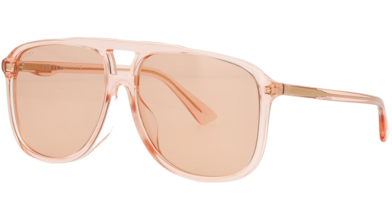 GUCCI GG0262SA 004 60 ORANGE Sunglasses