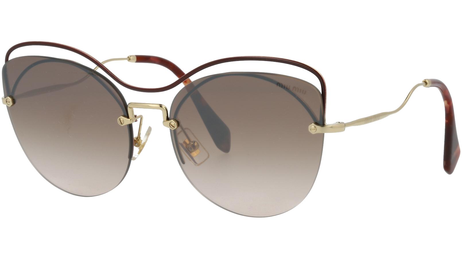 MIU MIU MU50TS R1JQZ9 60 Purple Sunglasses