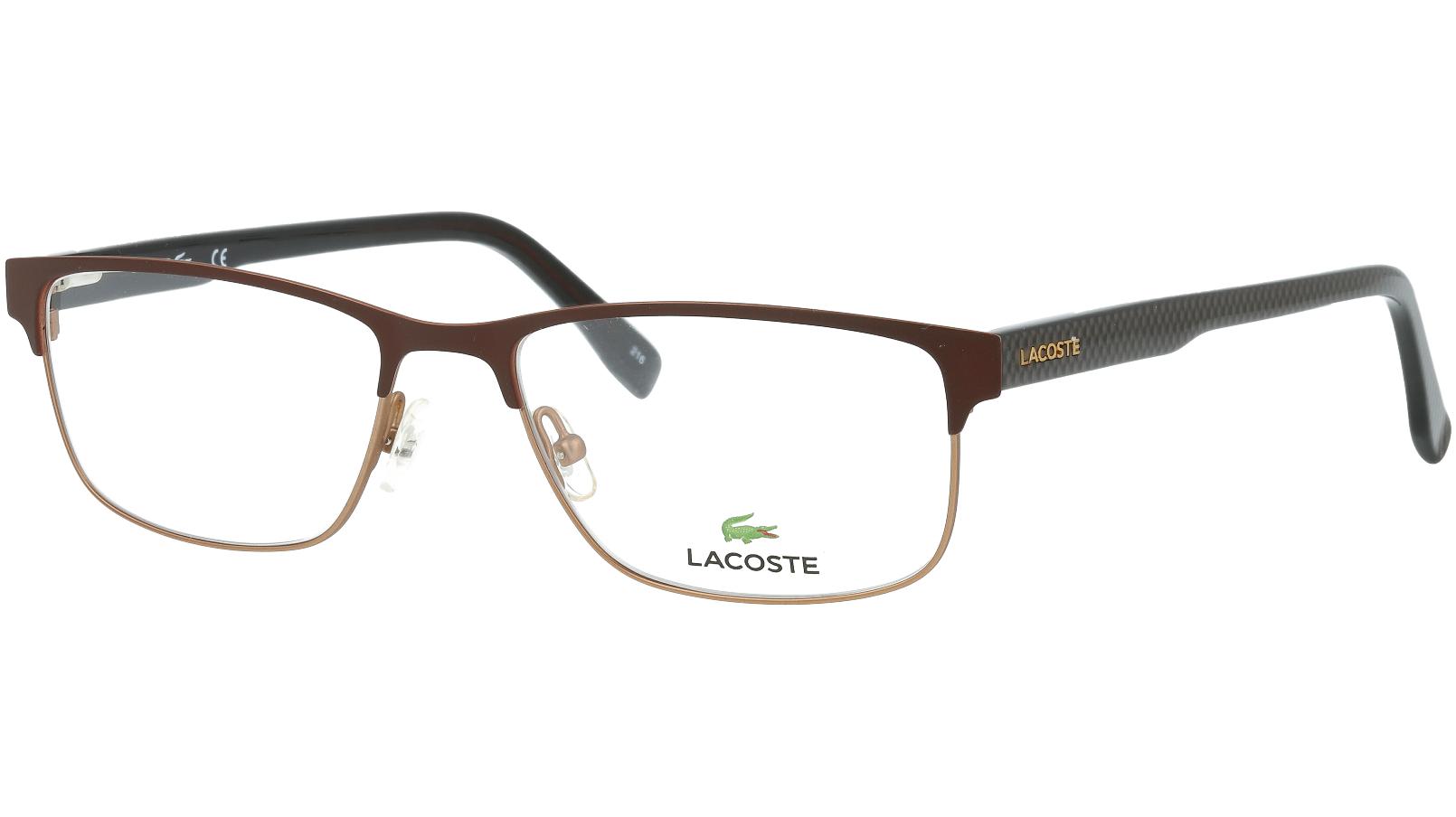 LACOSTE L2217 210 54 BROWN Glasses