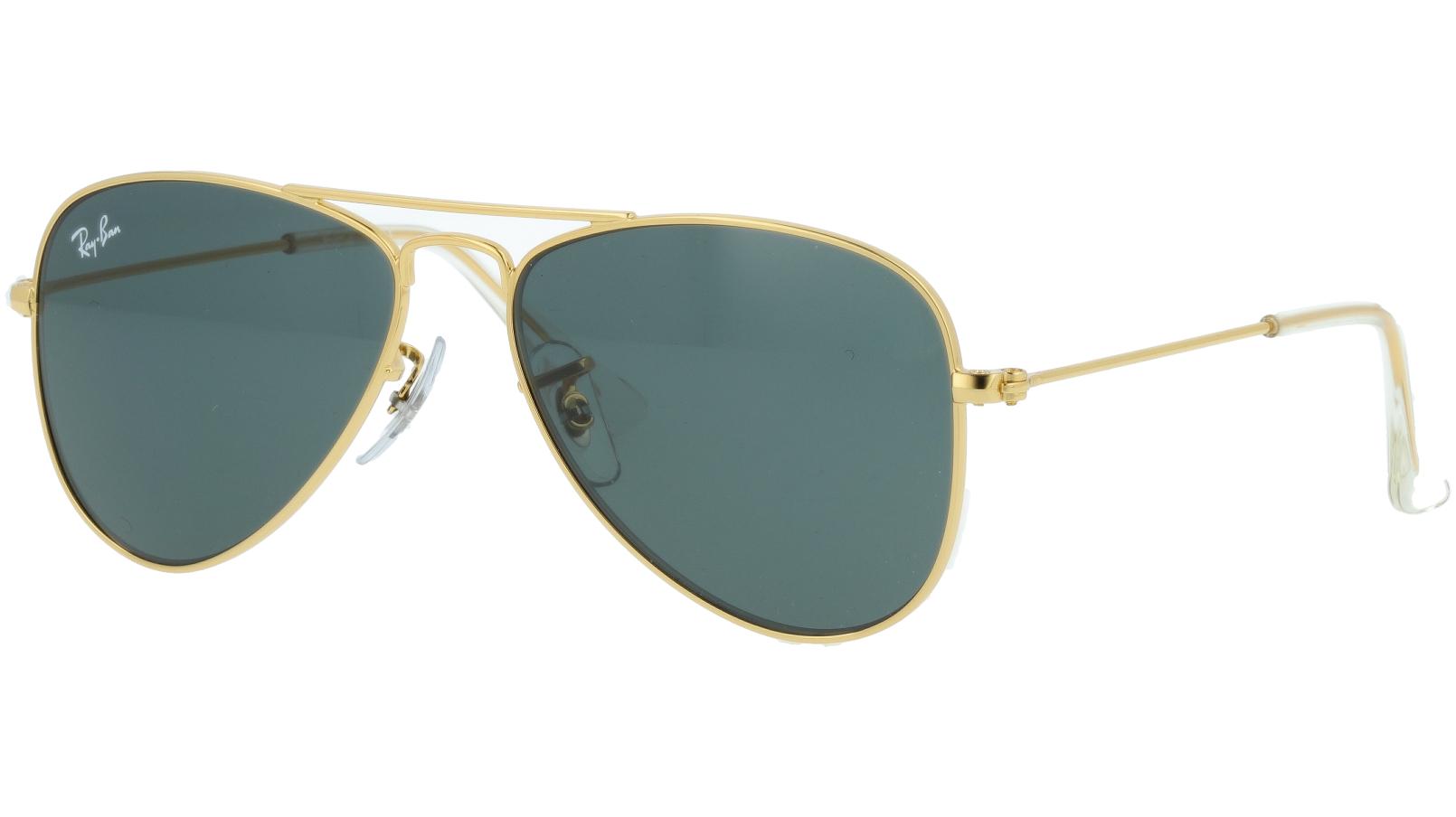 RAYBAN RJ9506S 223/71 50 GOLD Sunglasses