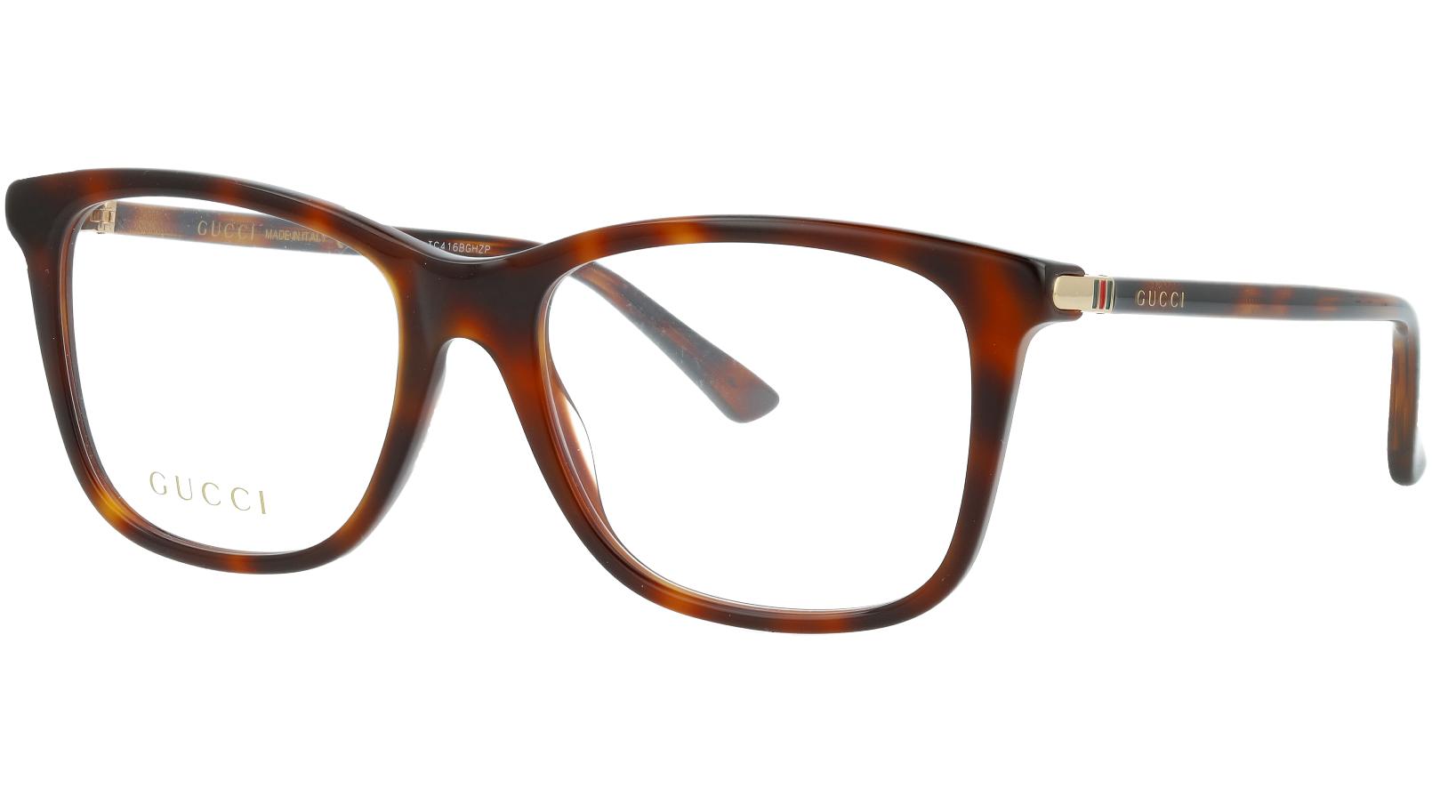 GUCCI GG0018O 006 54 AVANA Glasses