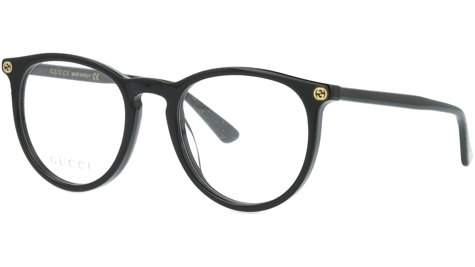 GUCCI GG0027O 001 50 BLACK Glasses