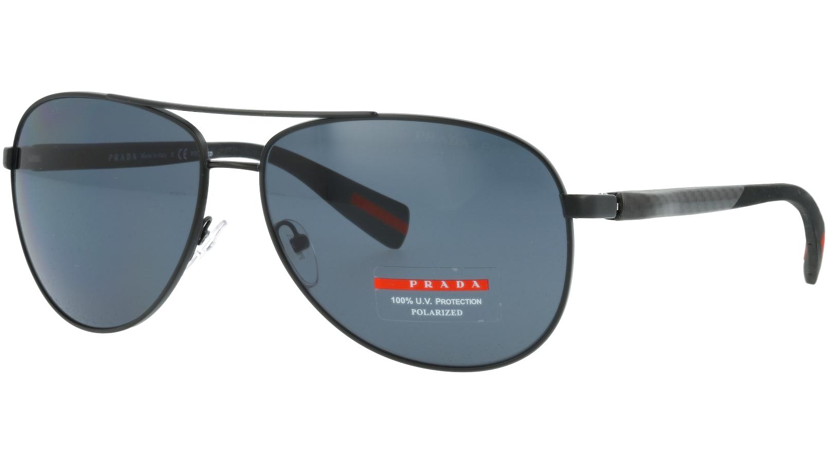 Prada Linea Rossa PS51OS 1BO5Z1 62 Black Sunglasses