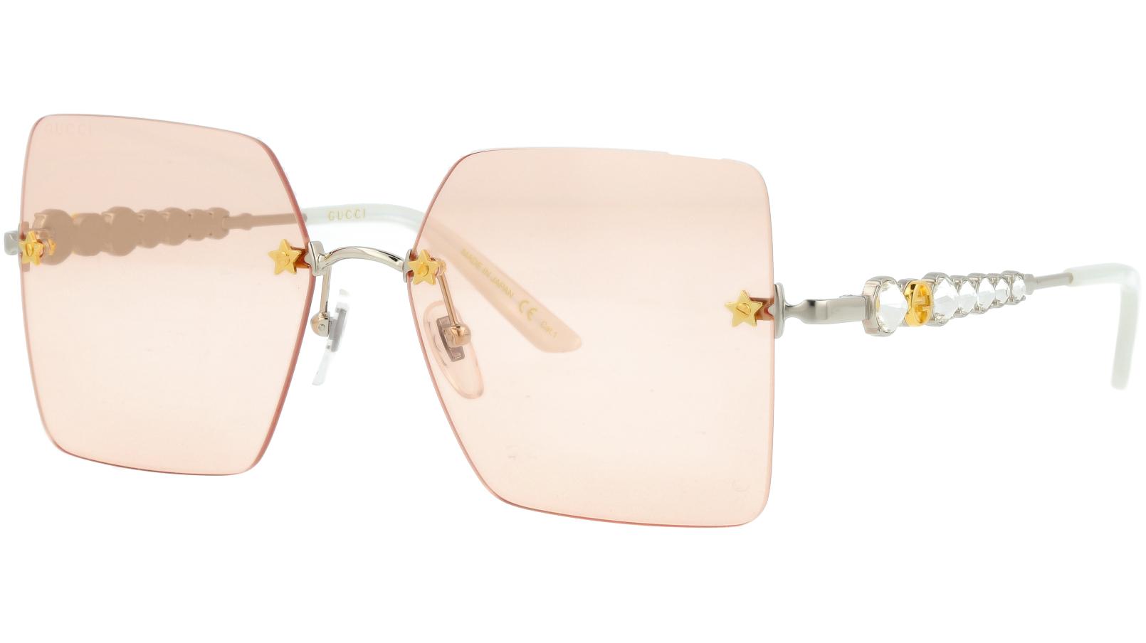 GUCCI GG0644S 003 56 SILVER Sunglasses