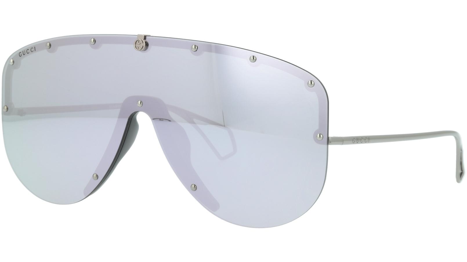 GUCCI GG0667S 002 99 RUTHENIUM Sunglasses