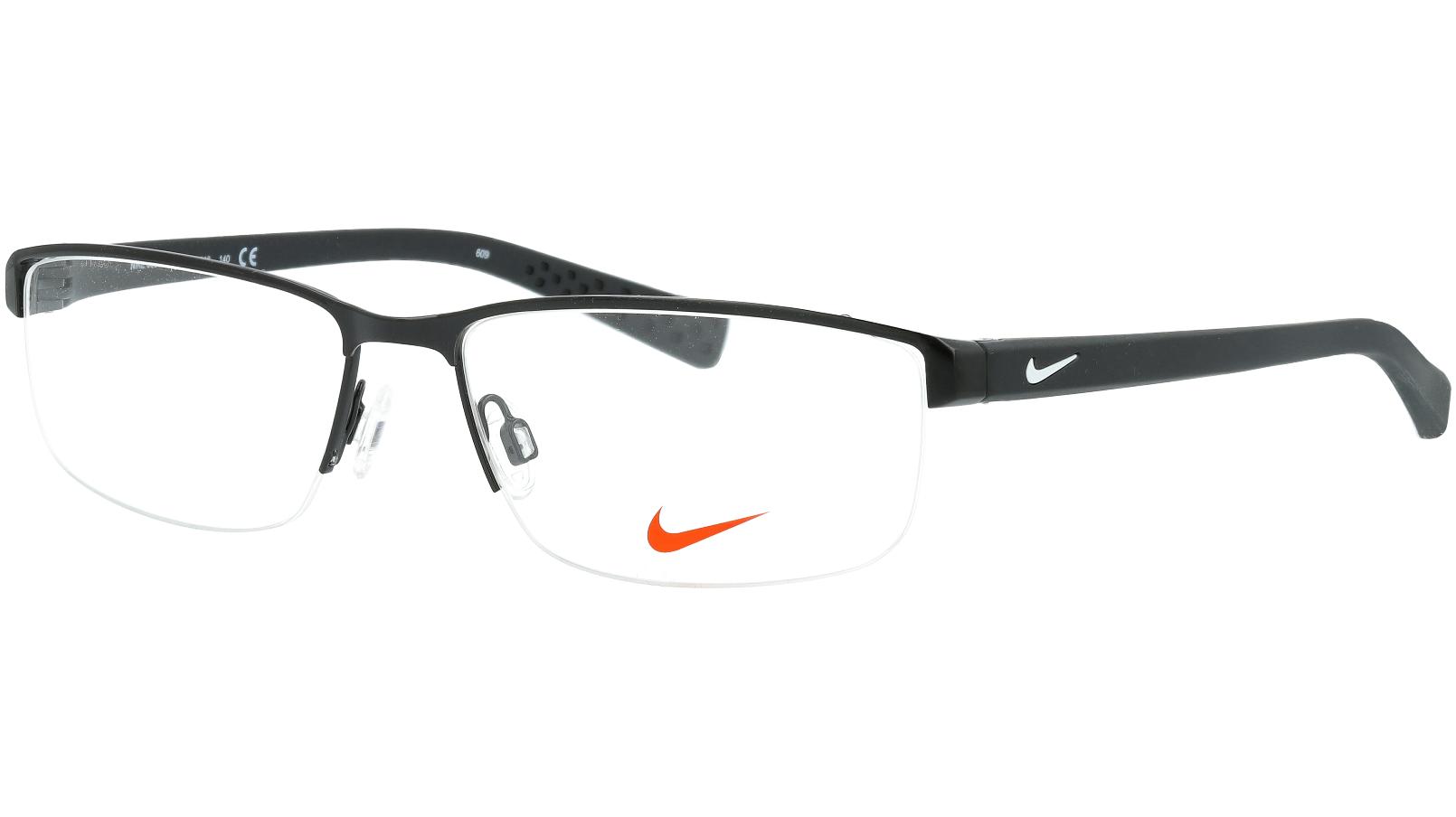 NIKE NIKE8098 010 56 BLACK Glasses