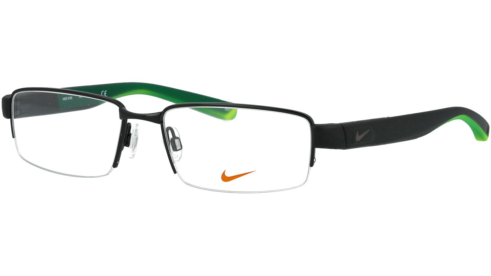 NIKE NIKE8165 001 53 BLACK Glasses