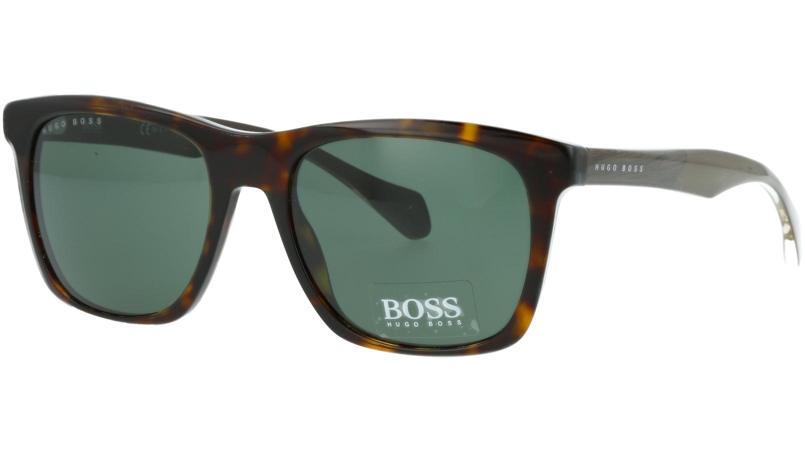 Hugo Boss BOSS0911/N/S 086QT 53 Dark Sunglasses