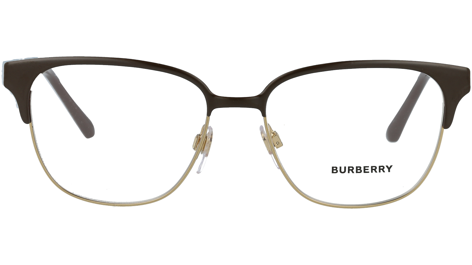 BURBERRY BE1313Q 1239 53 BROWN Glasses