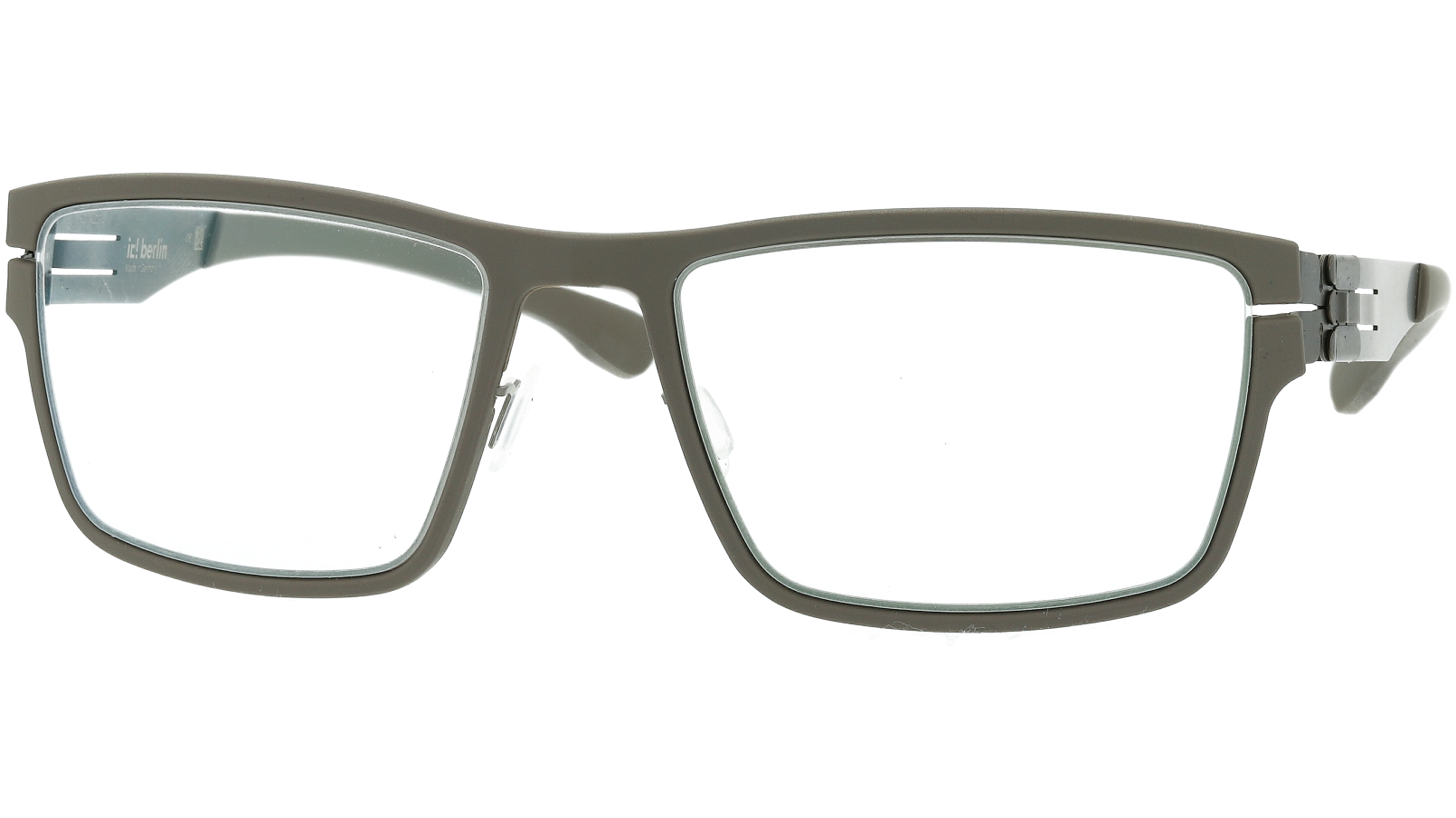 ic! berlin Phil B Graphite Grey Glasses Frame