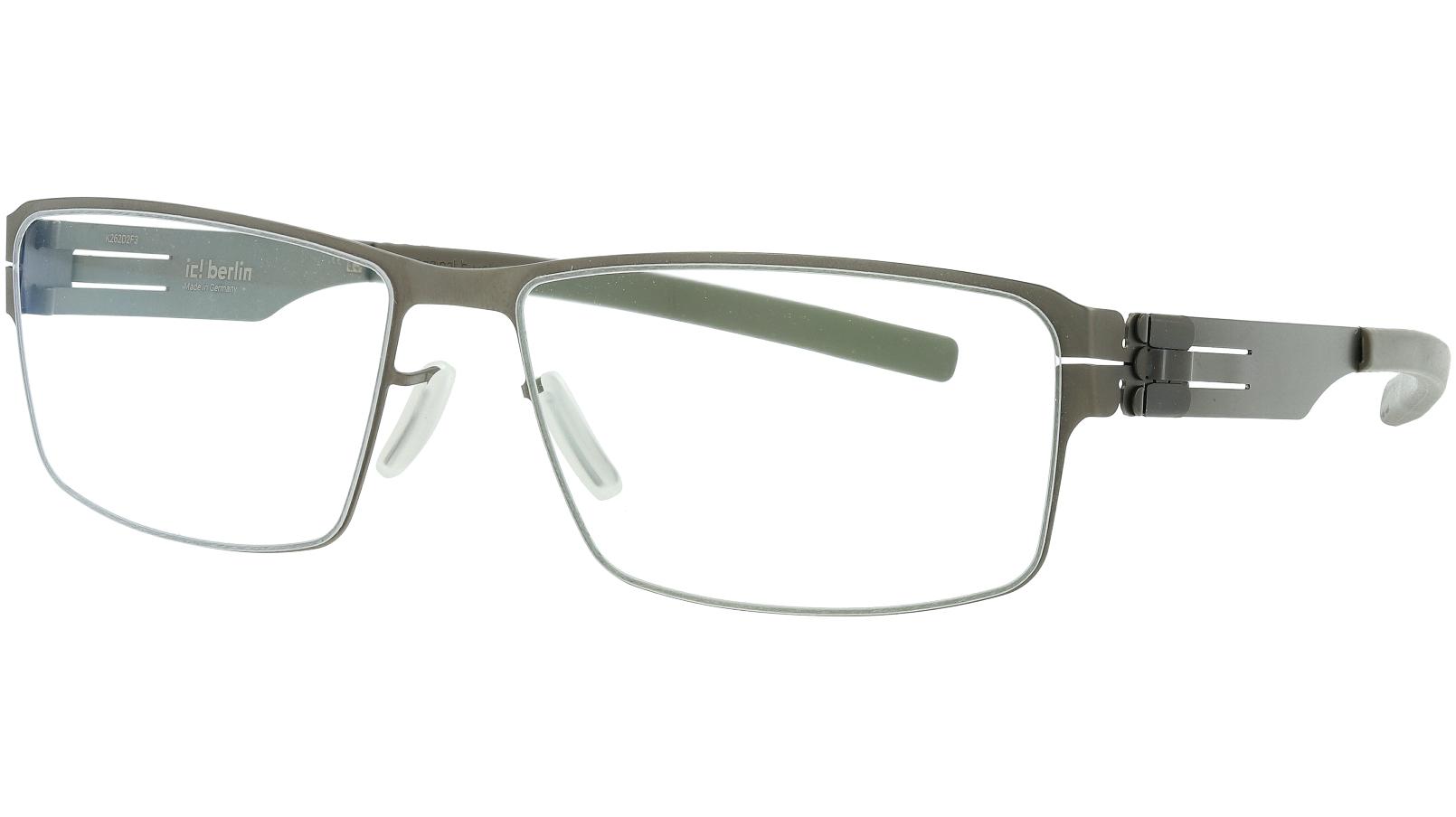 ic! berlin Jurgen H Graphite Warm Grey Glasses