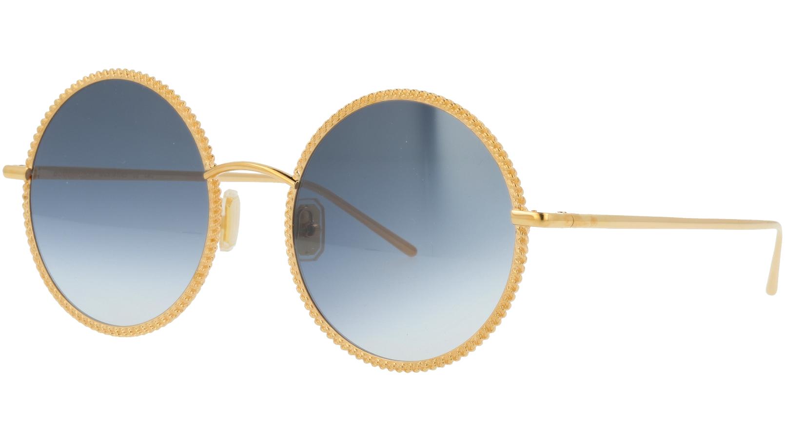 BOUCHERON BC0045S 001 54 GOLD Sunglasses