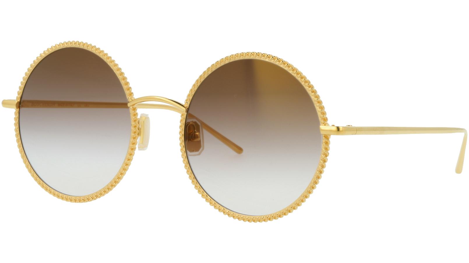 BOUCHERON BC0045S 002 54 GOLD Sunglasses