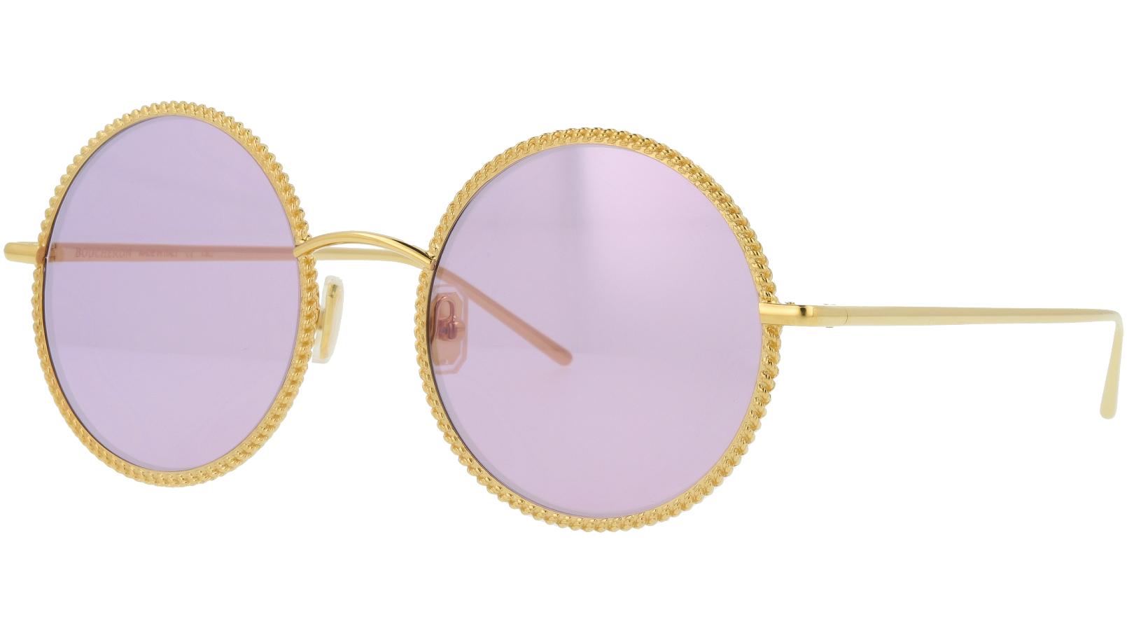 BOUCHERON BC0045S 003 54 GOLD Sunglasses