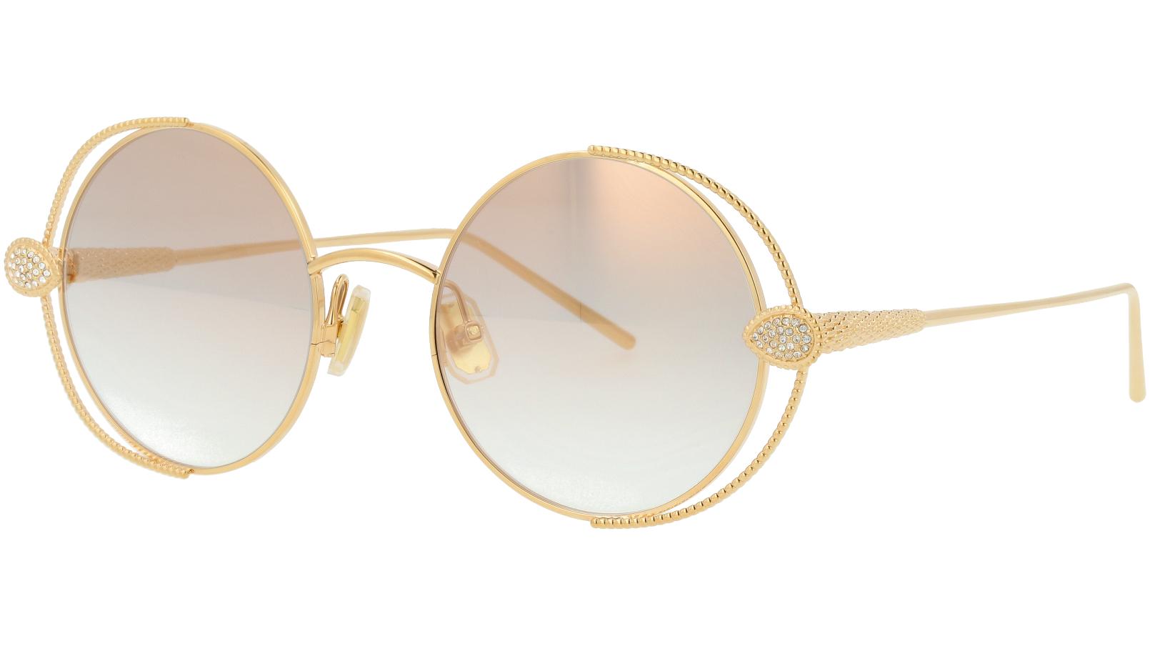 BOUCHERON BC0031S 001 50 GOLD Sunglasses