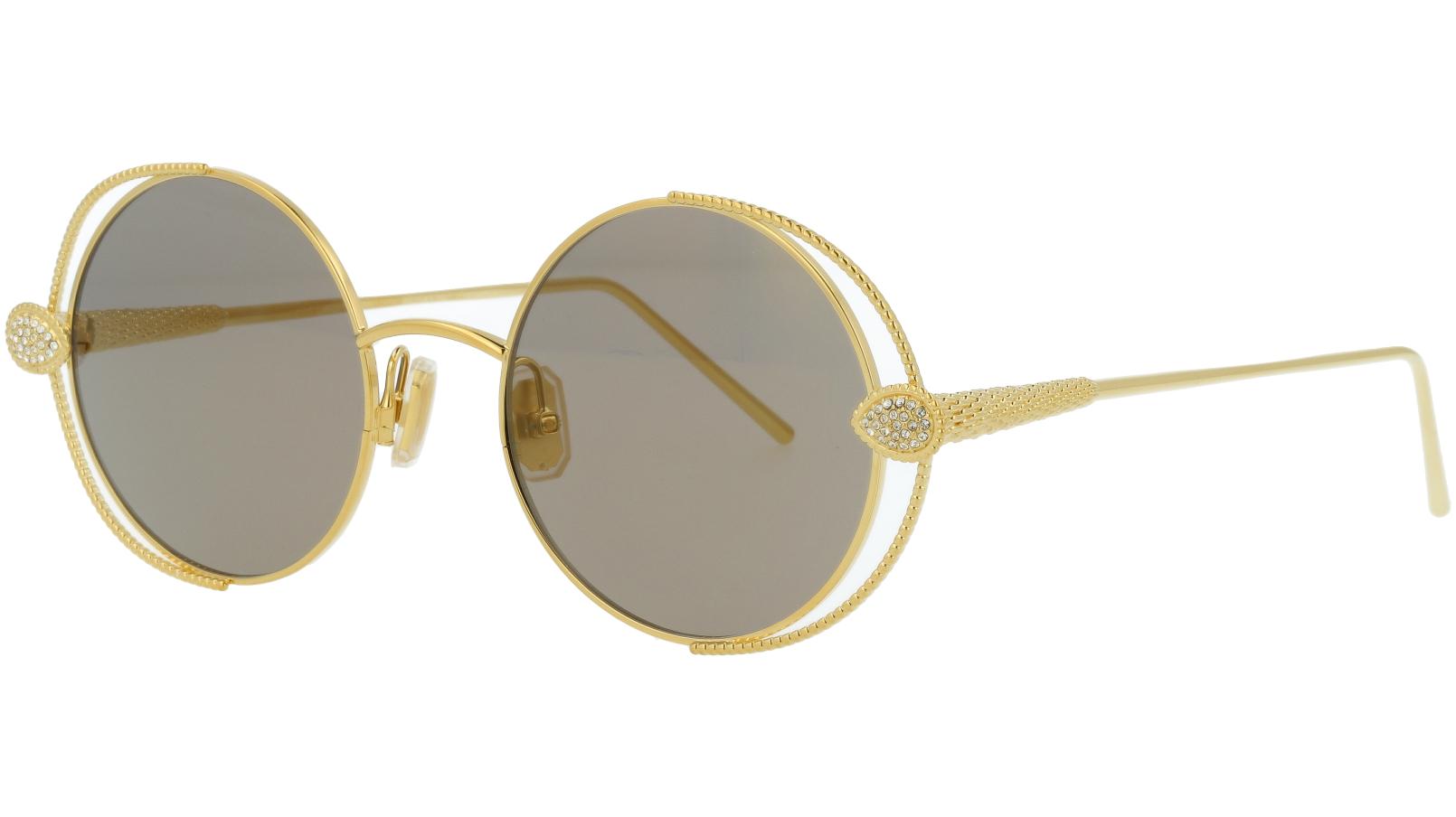 BOUCHERON BC0031S 002 50 GOLD Sunglasses