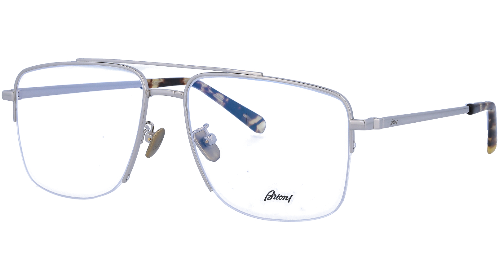 BRIONI BR0053O 003 56 SILVER Glasses
