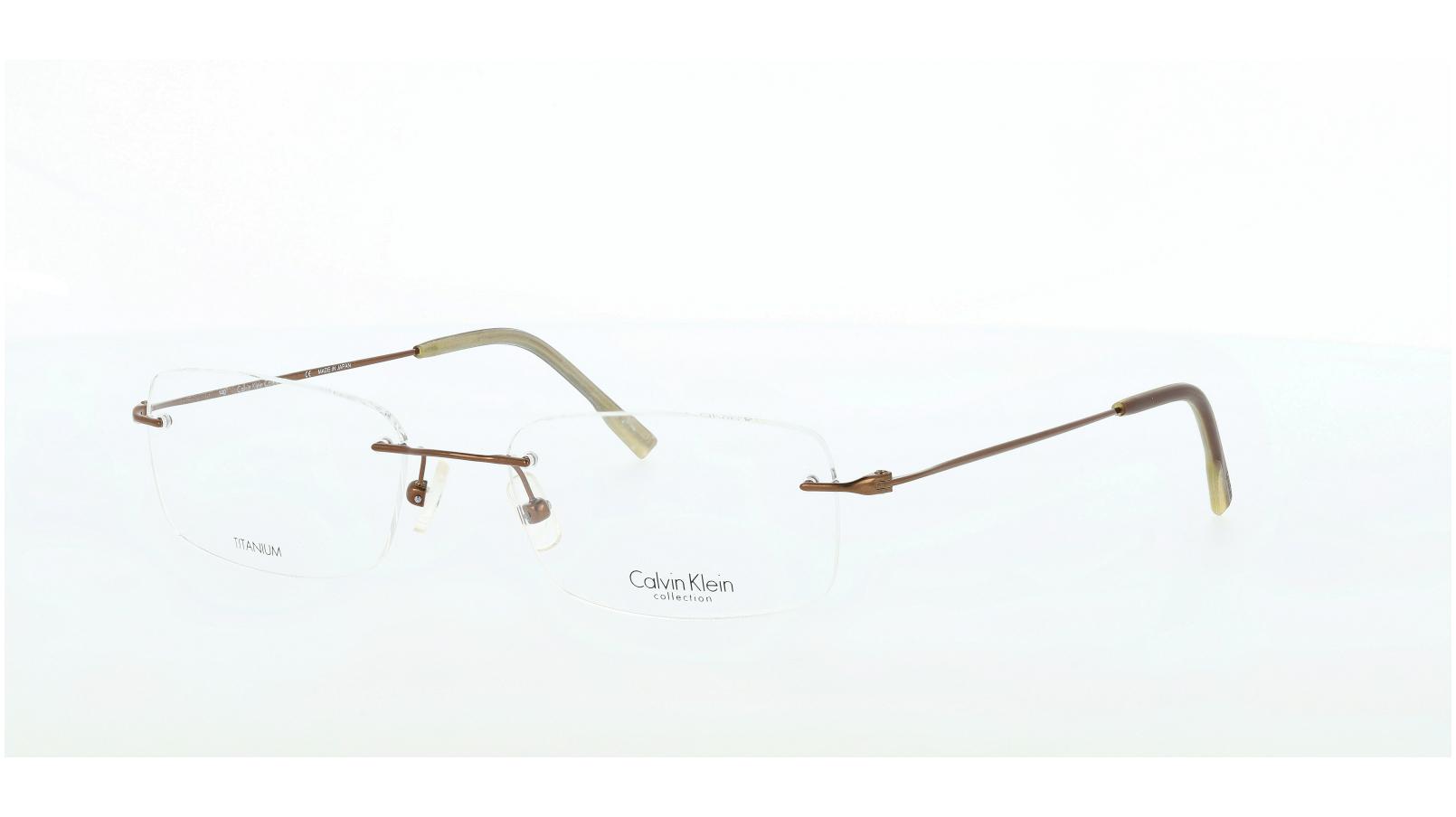CALVIN KLEIN CK7503 029 53 BROWN Glasses
