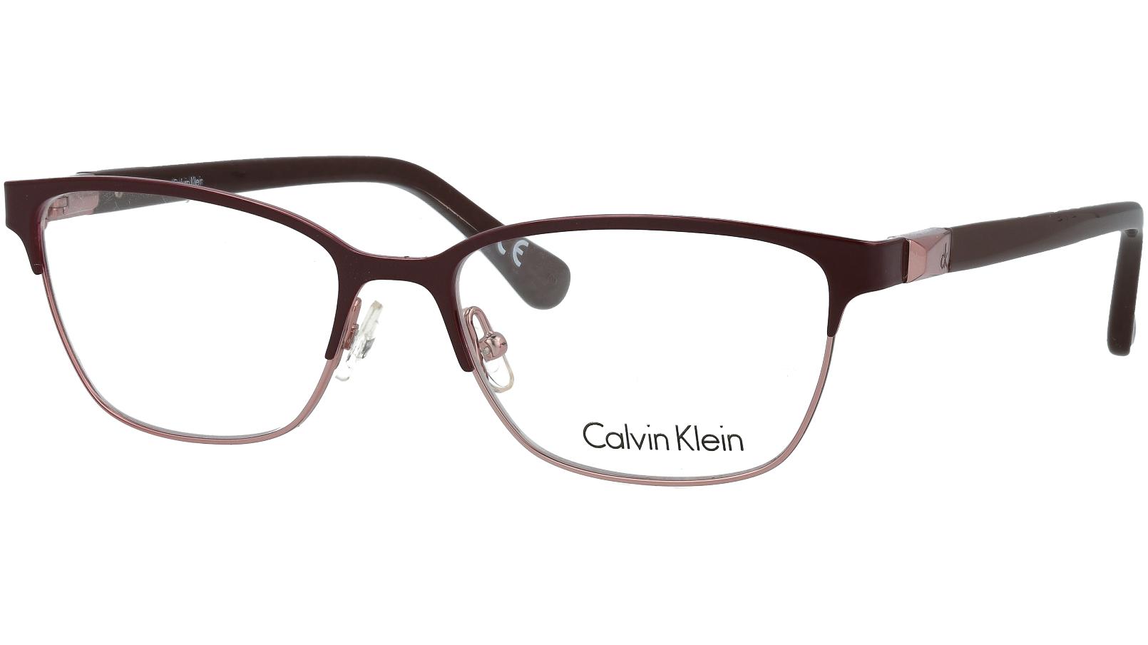 CALVIN KLEIN CK5431 604 52 PURPLE Glasses