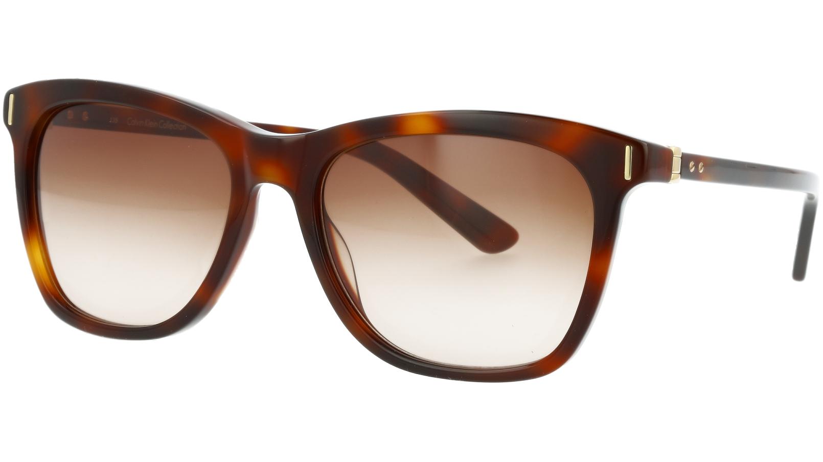 CALVIN KLEIN CK8510S 218 55 TORTOISE Sunglasses