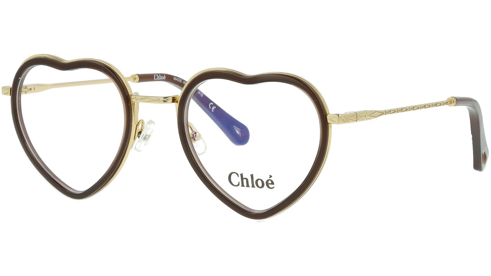 CHLOE CE2151 210 51 BROWN Glasses