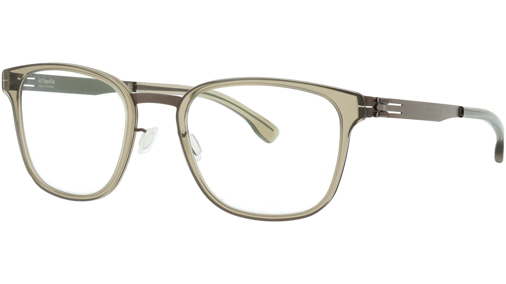 IC BERLIN! MR.Bice Teek Dune Clear Glasses