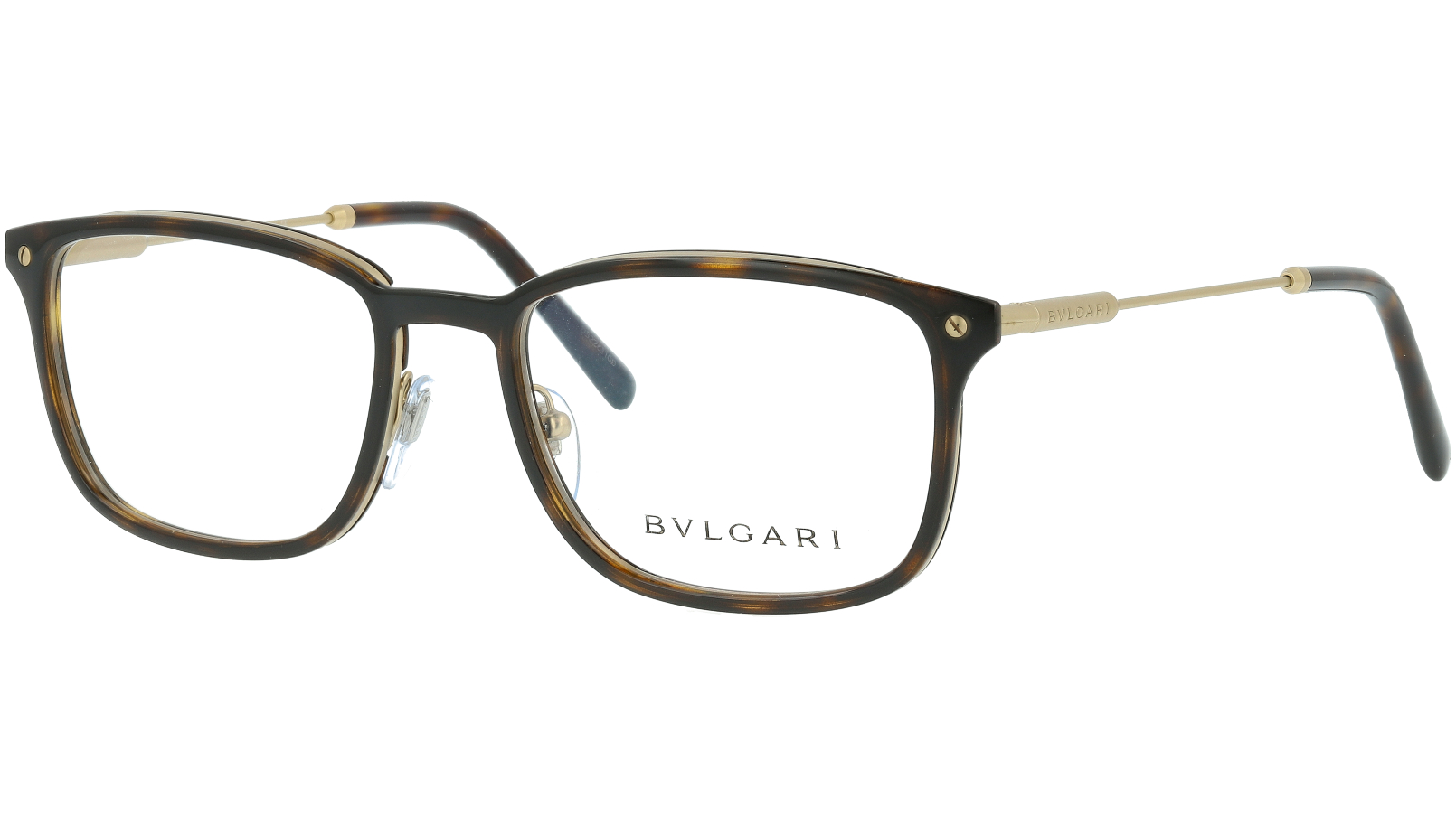 BVLGARI BV1101 2022 54 HAVANA Glasses