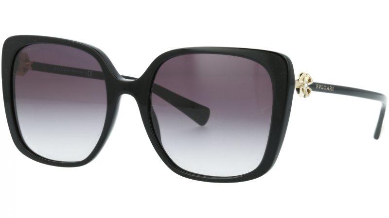 Bvlgari BV8225B 501/8G 56 Black Sunglasses