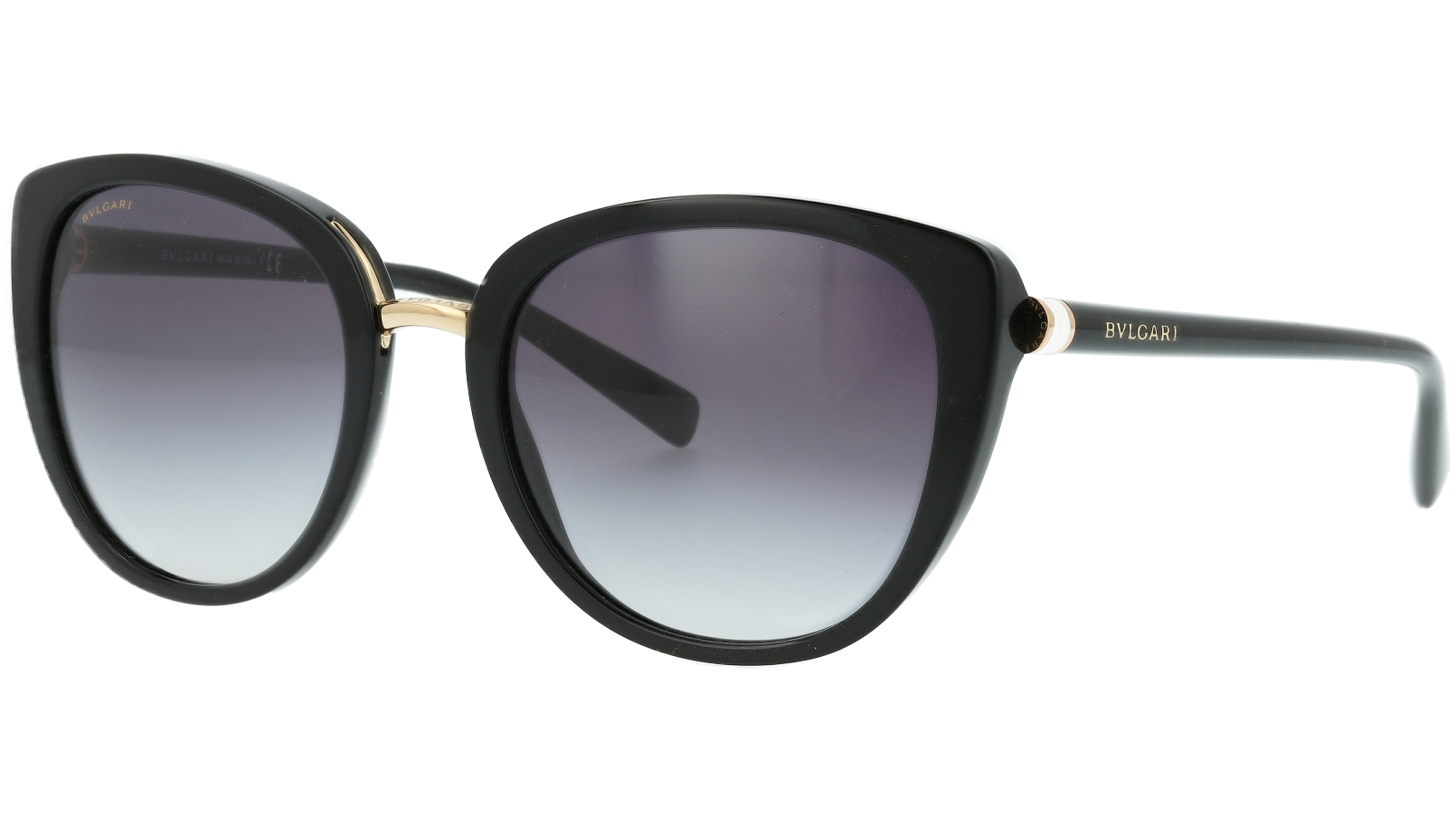 BVLGARI BV8177 501/8G 53 BLACK Sunglasses